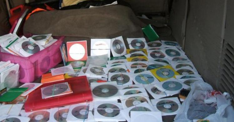 Louisiana man gets 2 years in prison for selling pirated movies