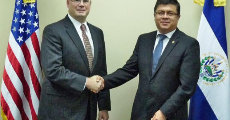 HSI, El Salvador National Police sign Memorandum of Collaboration