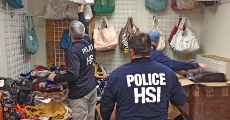 HSI seizes nearly $2 million in counterfeit goods from Nashville.