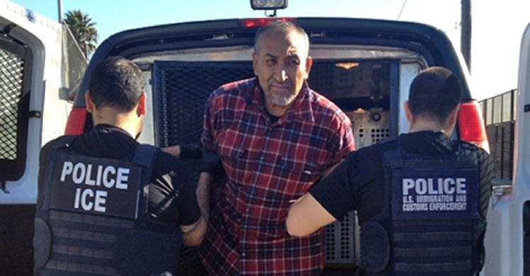 ICE deports Mexican mass murder suspect captured in northern California.