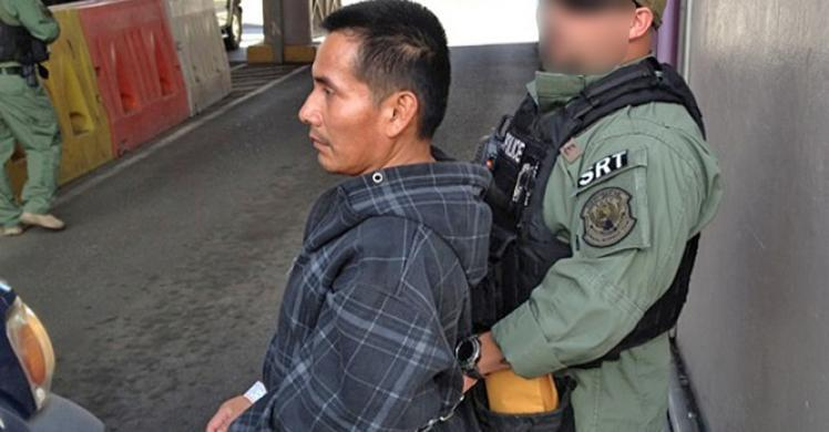 DHS partners apprehend and remove Mexican murder suspect