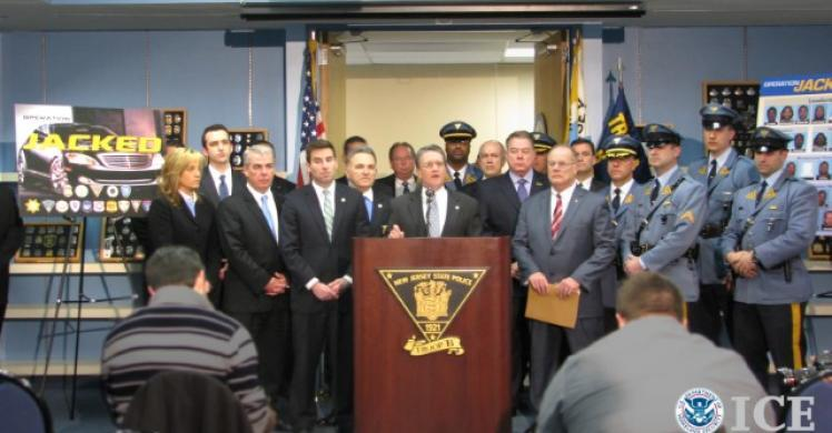 29 charged in $8 million takedown of international car theft ring