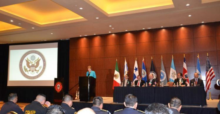 ICE Participates in Second Annual International Anti-Gang Conference and Training Commences in Mexico City