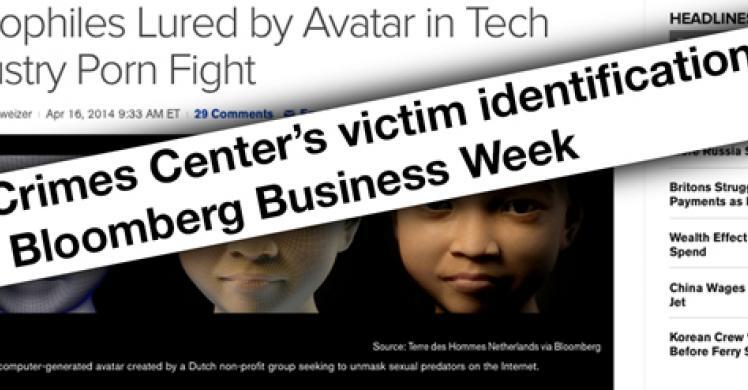 HSI Cyber Crimes Center's victim identification efforts featured in Bloomberg Business Week