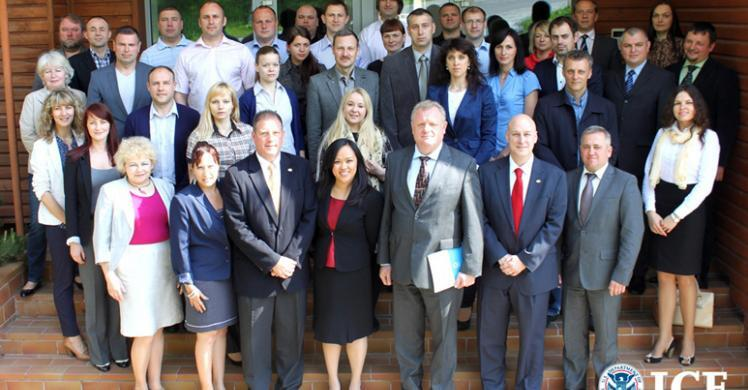 HSI trains European law enforcement on human trafficking investigative techniques