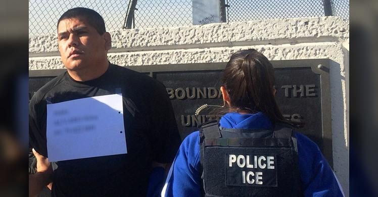 ICE removes Mexican man wanted for involvement in homicide