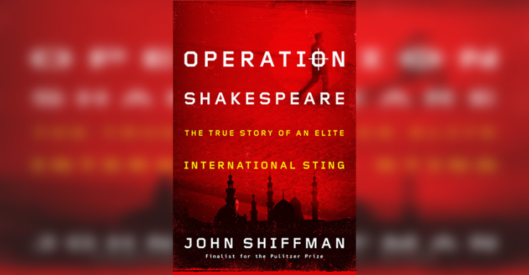 Operation Shakespeare highlighted in new book