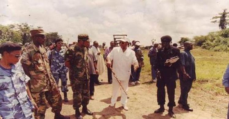 ICE investigation, takedown of Liberian war criminal recounted in book 'American Warlord'