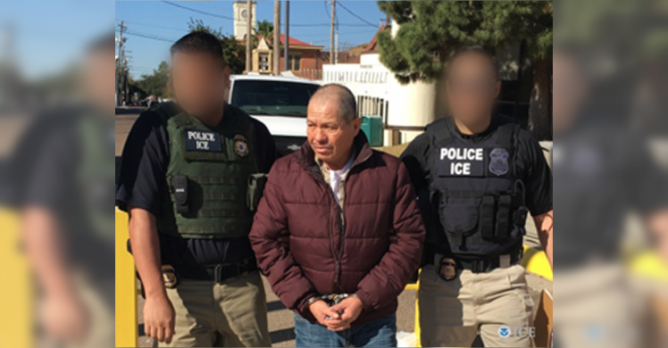 ICE San Antonio officers remove twice-deported Mexican man who is facing homicide charges