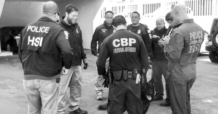 ICE HSI San Juan Public Safety Group anti-gang operation reduces homicides by nearly 45 percent