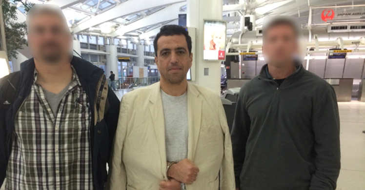 ICE removes Iranian national convicted of exporting sensitive technologies