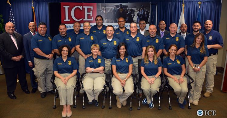 Puerto Rico community leaders graduate from third nationwide HSI-sponsored citizens academy