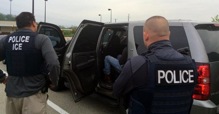 ICE arrests 84 in PA, DE, WV during operation targeting criminal aliens