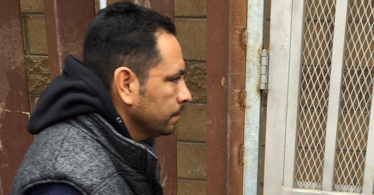 Marco Antonio Rojas-Lobato, 35, was transferred by ICE Enforcement and Removal Operations (ERO) officers to the custody of representatives from the Mexican Attorney General's Office. An arrest warrant issued in August 2002 by a judge in Mexico City charges Rojas with murder.