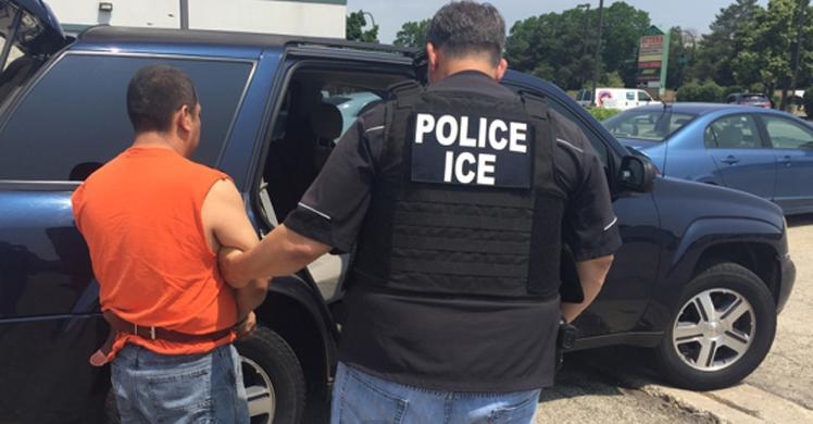 ICE arrests 331 in Midwest during monthlong enforcement action