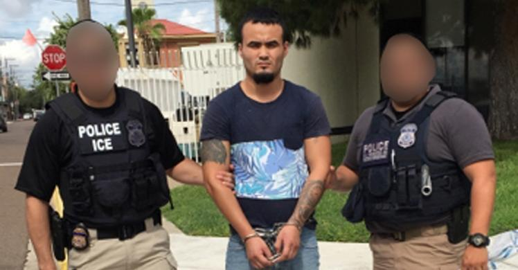 ICE South Texas officers remove twice-deported Mexican man who faces homicide charges