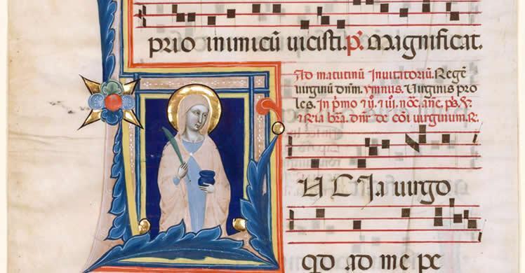 14th century Italian manuscript transferred to ICE following probe