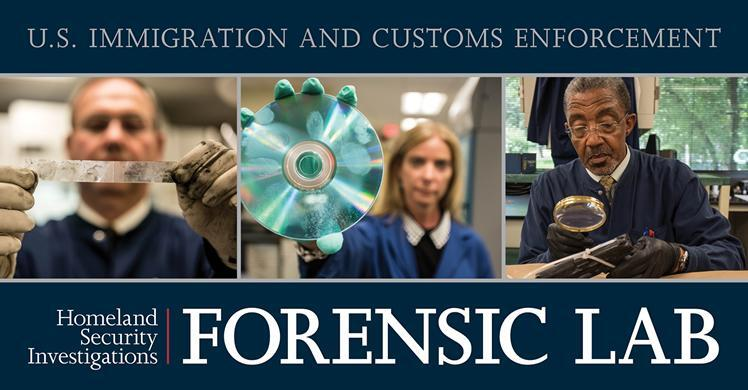 Secretary Johnson to unveil renovated state-of-the-art ICE HSI Forensic Laboratory