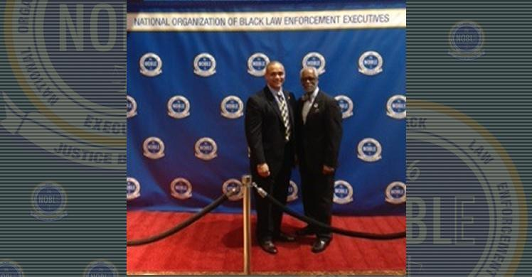 HSI Baltimore SAC Delivers Remarks at National Organization of Black Law Enforcement Executives Winter Symposium