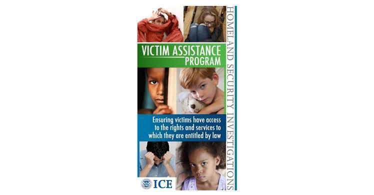 Victim Assistance Program leading ICE's fight to end human trafficking