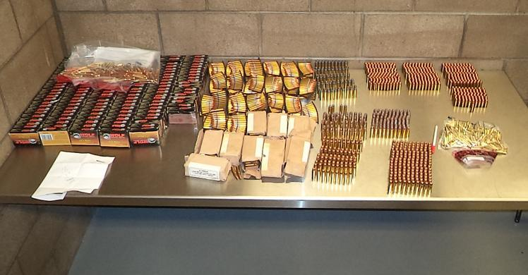 Nogales man sentenced to more than 7 years for attempting to export ammunition into Mexico