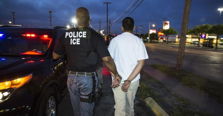 95 arrested in Southeast Texas during 4-day ICE operation targeting criminal aliens, illegal re-entrants and immigration fugitives