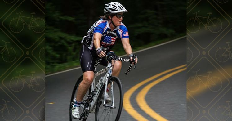 HSI special agent ready for annual memorial bike ride