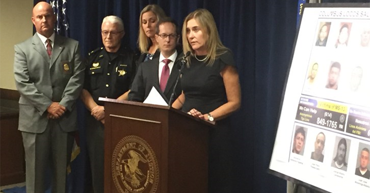 Members of central Ohio clique of MS-13 charged, arrested