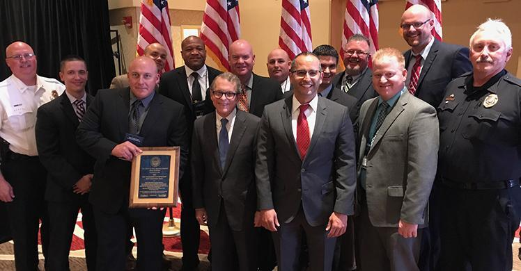 ICE special agents receive prestigious Ohio attorney general's award