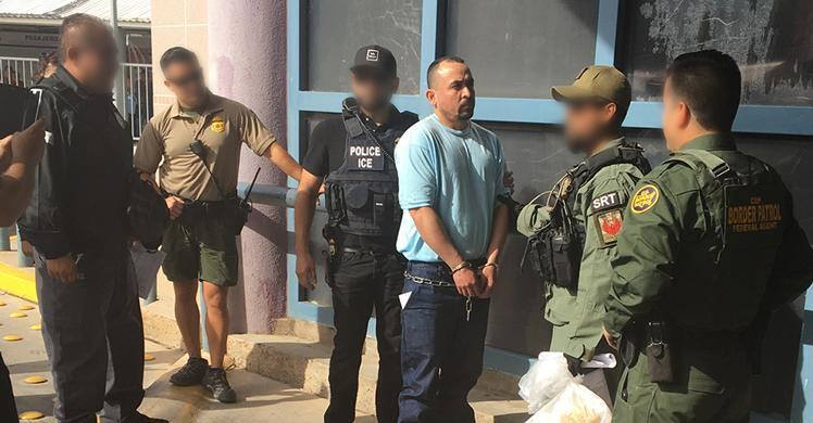 Phoenix officers repatriate a Mexican national wanted for homicide