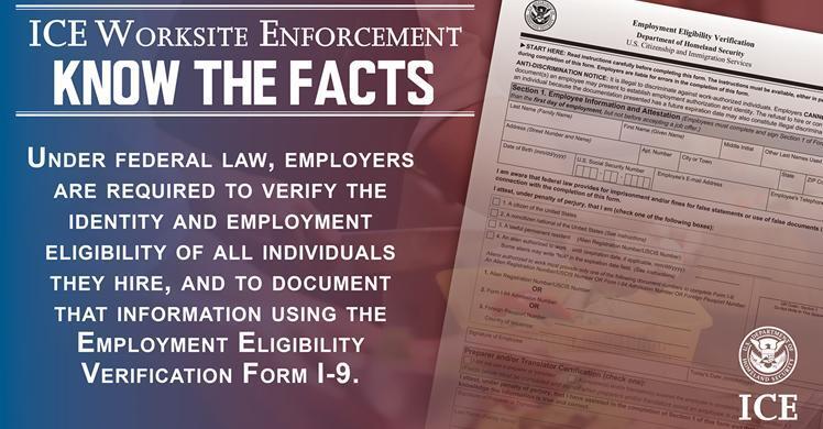 EEUU: Policía de Inmigración pone más presión a empleadores de trabajadores ilegales