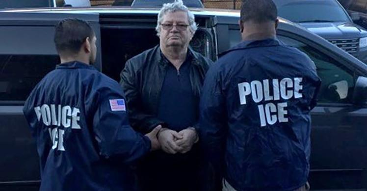 ICE Chicago removes former Bosnian Serbian Army officer who lied to obtain immigration benefits