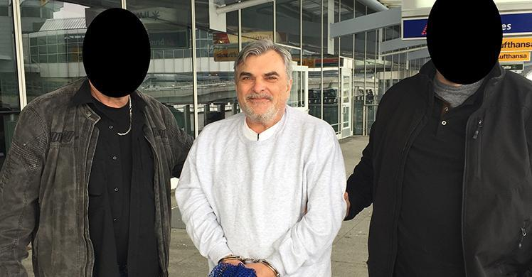 ICE removes former soldier of the Republika Serbian Krajina wanted for aggravated murder