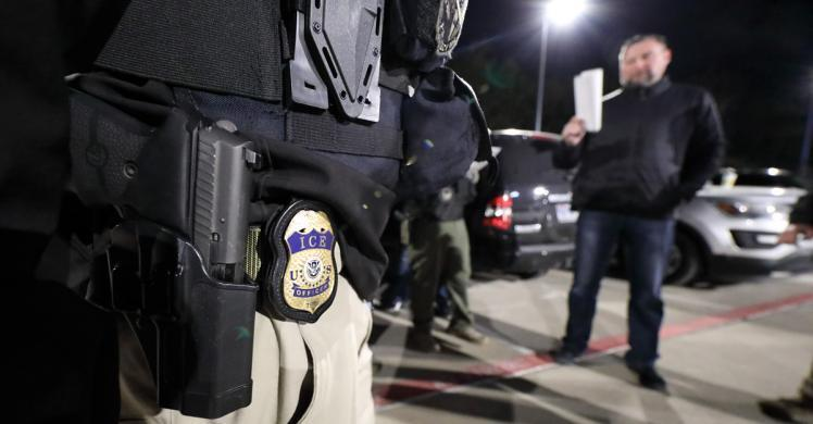ICE arrests 156 criminal aliens and immigration violators during Operation Keep Safe in Chicago area