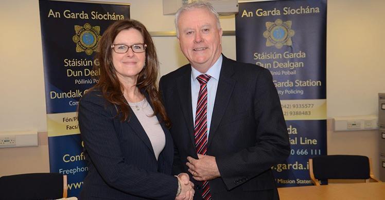 ICE assists Irish Garda investigation to arrest chief suspect in Irish Detective's murder