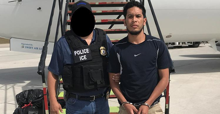 ICE removes rape suspect wanted in Mexico
