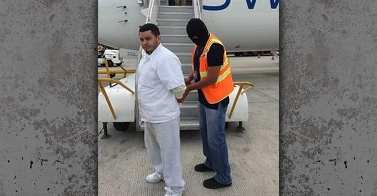 ICE removes El Salvadoran national wanted for murder