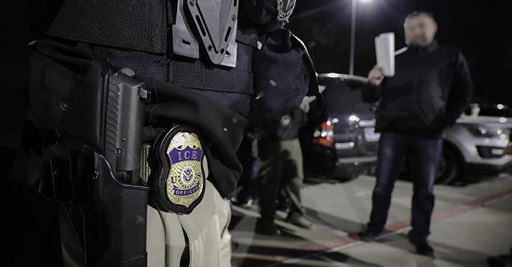 ICE arrests 98 in North Texas and Oklahoma areas during 10-day operation targeting criminal aliens and immigration fugitives