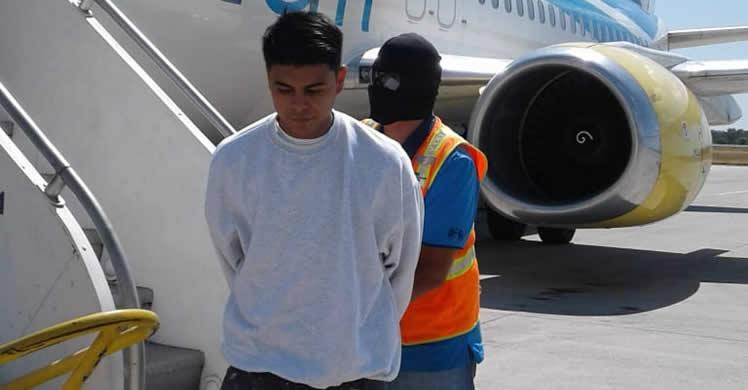ICE removes MS-13 member wanted in El Salvador