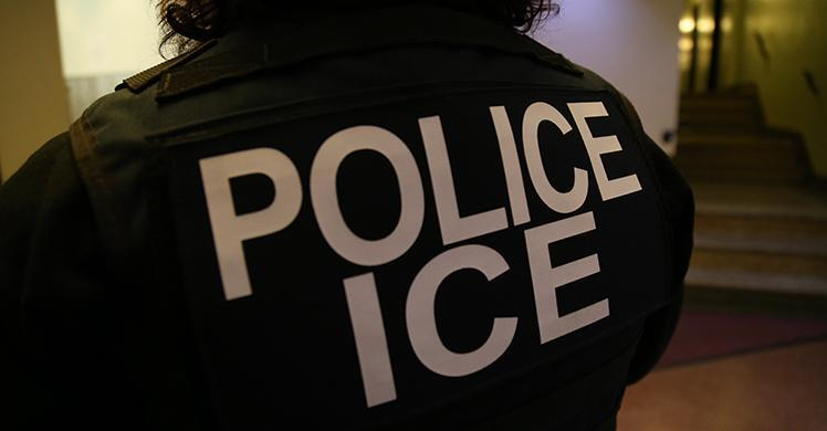 ICE New York arrests previously removed Salvadoran national sex offender