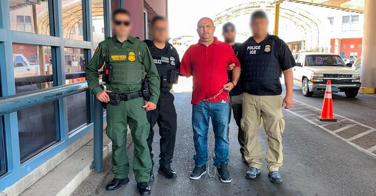 ICE removes Mexican national wanted for rape