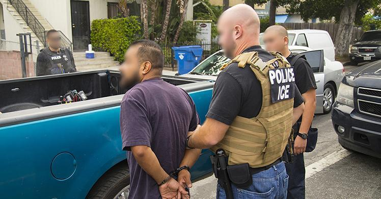 Acting ICE director calls out jurisdictions with sanctuary policies for threatening public safety