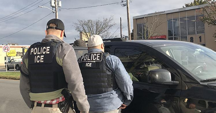 ICE arrests 23 on Long Island during Operation SOAR