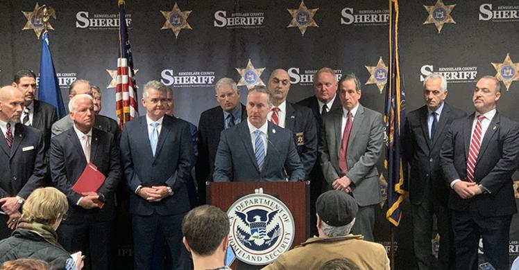 ICE, NY law enforcement agencies address dangers of New York's Green Light Law