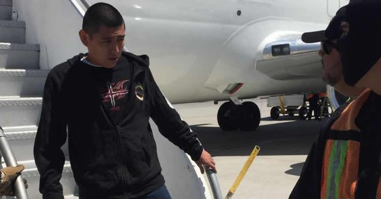 ICE ERO Phoenix removes Salvadoran national wanted for murder