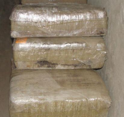 ICE seizes 1,100 pounds of marijuana from bunker under south