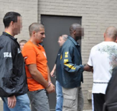 37 members and associates of an international ethnic-Albanian organized crime group arrested