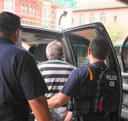 pawn shop manager Schonberg arrest