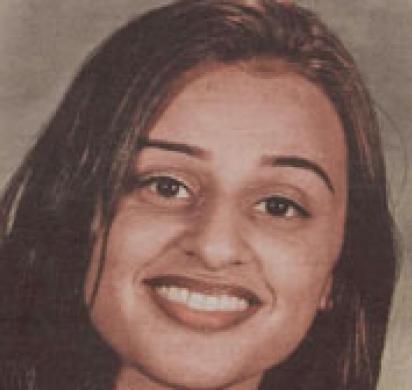 Murder victim Poonam Randhawa