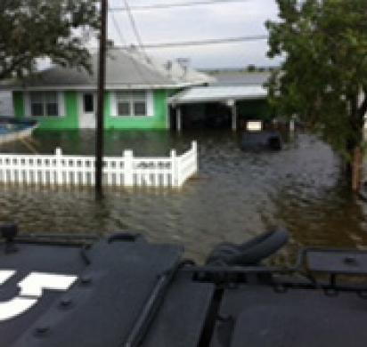 HSI Rapid Response Team saves 14 stranded by Hurricane Isaac